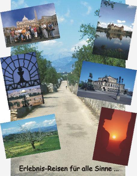Kolping-Reisen - Erlebnisreisen für Alle Sinne!